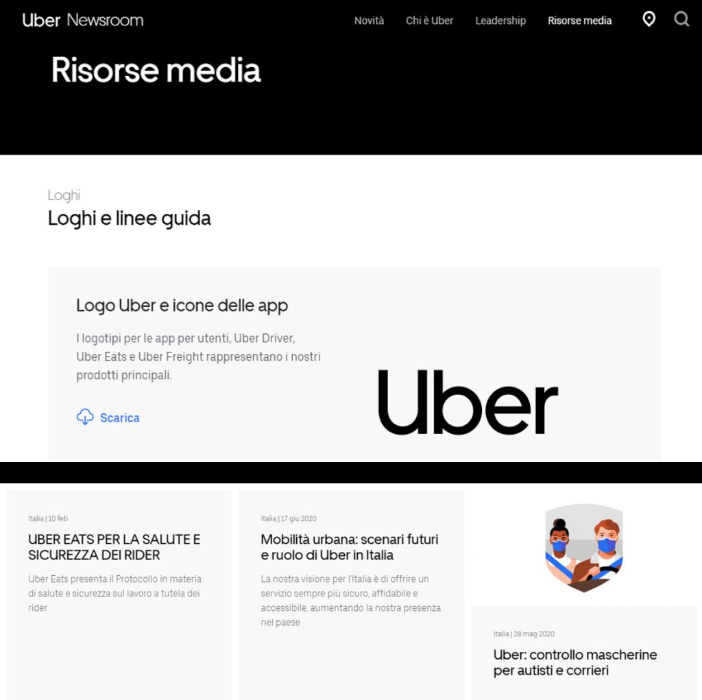 uber media kit