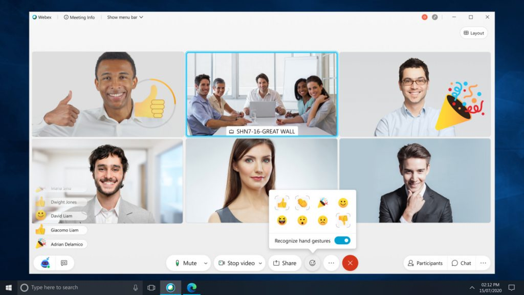 videoconferenze Cisco